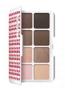 Image of Clarins Airport travel exclusives eyeshadow palette