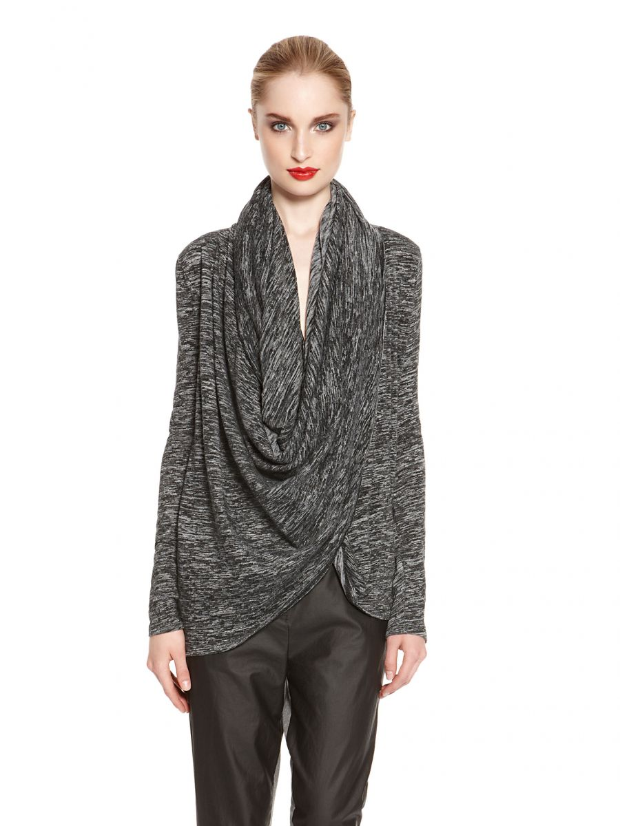 DKNY dark grey cozy