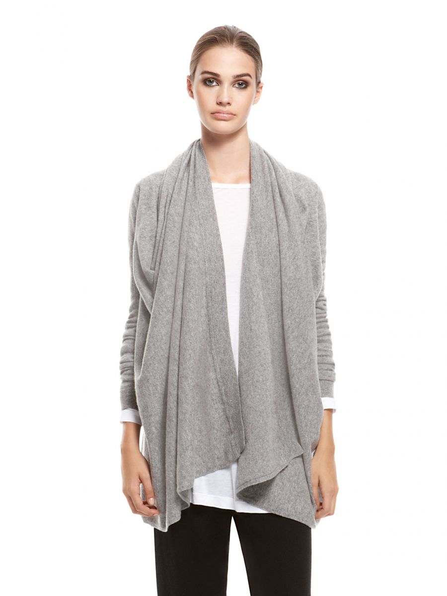 DKNY light grey cozy