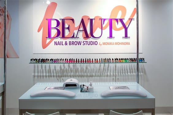 Penneys Primark Love Beauty Brow and Nail Studio