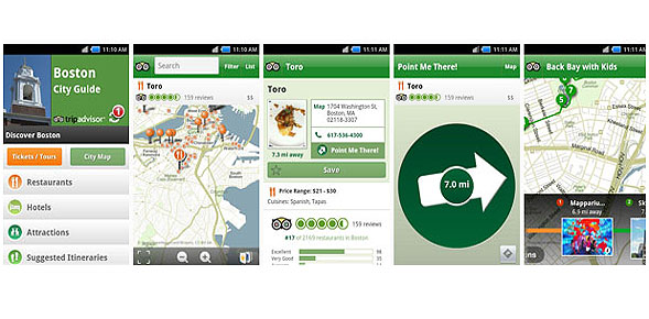 Trip Advisor city guide app Nadia El Ferdaoussi travel blogger