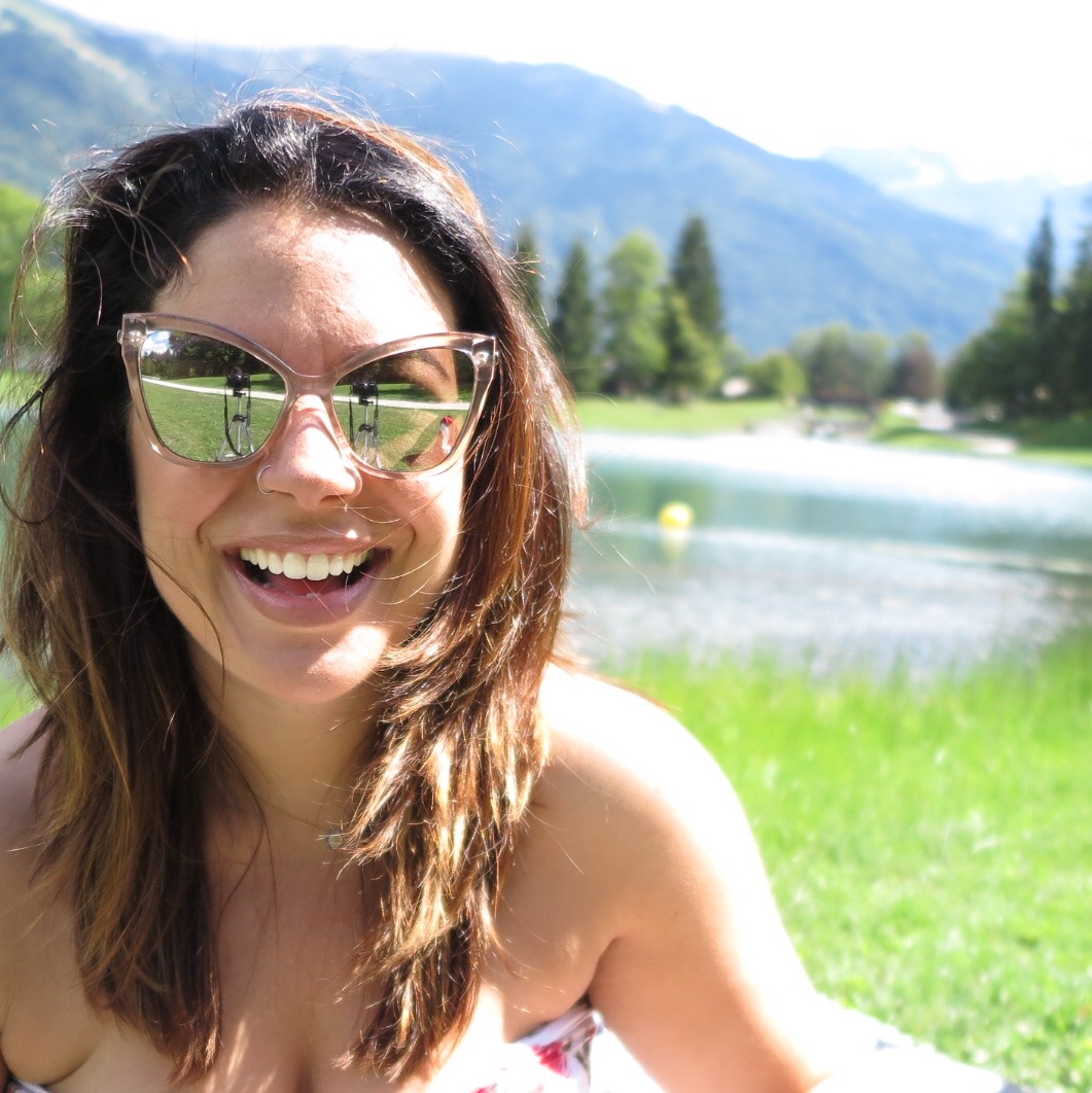 Nadia El Ferdaoussi the daily s'elf travel blogger samoens france french alps yoga hiking health retreat