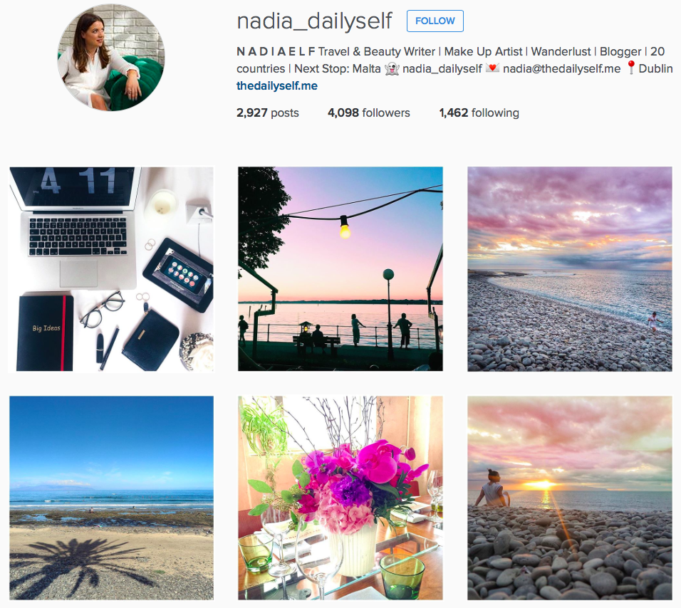 Nadia El Ferdaoussi the daily self Travel Blogger Writer How to take photos solo travel
