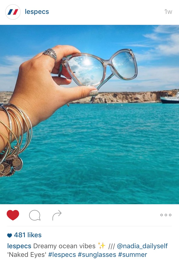 Nadia El Ferdaoussi the daily self Travel Blogger Writer How to up your Instagram game