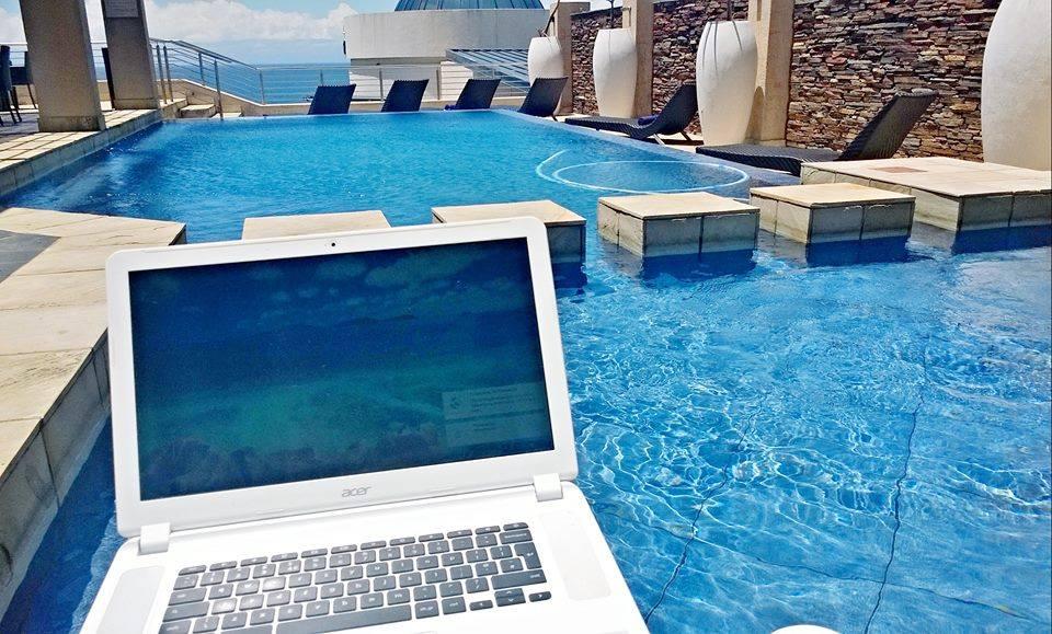 Nadia El Ferdaoussi travel writer modern day digital nomad Xpose magazine