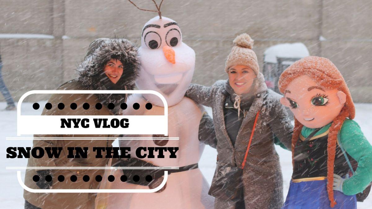 New York Vlog