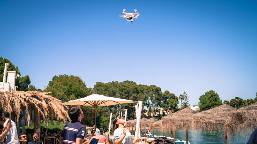 Nadia El Ferdaoussi thedailyself.me Jodie DS Photography for Essential Ibiza Babylon Beach Ibiza