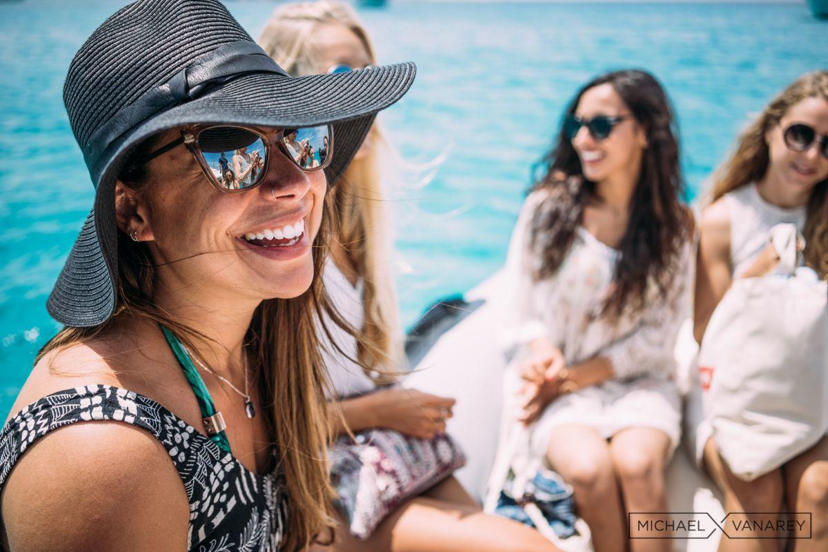 Michael Vanarey Photographer Essential Ibiza Nadia El Ferdaoussi thedailyself.me Ibiza Smart Charter Juan y Andrea Formentera Marks and Spencer Black Fedora