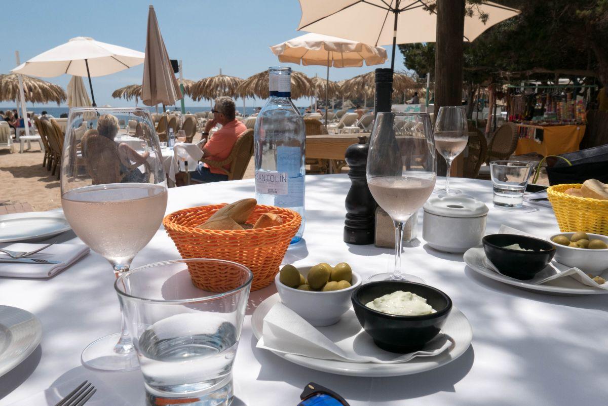 Nadia El Ferdaoussi thedailyself.me Essential Ibiza Tropicana Beach