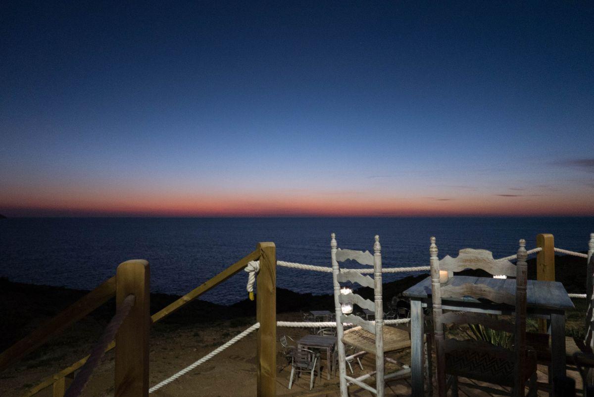 Nadia El Ferdaoussi thedailyself.me Essential Ibiza Hostal la Torre sunset