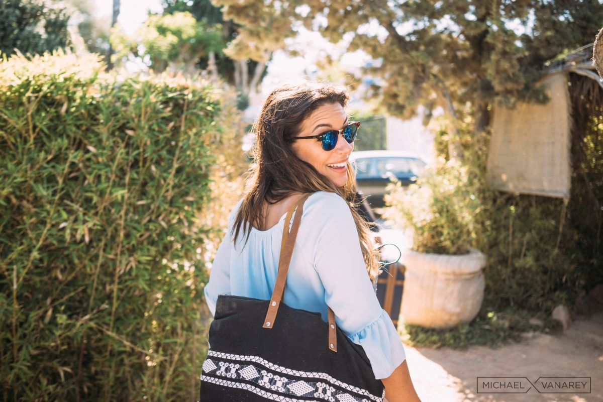 Nadia El Ferdaoussi thedailyself.me Michael Vanarey Photography Babylon Beach Ibiza