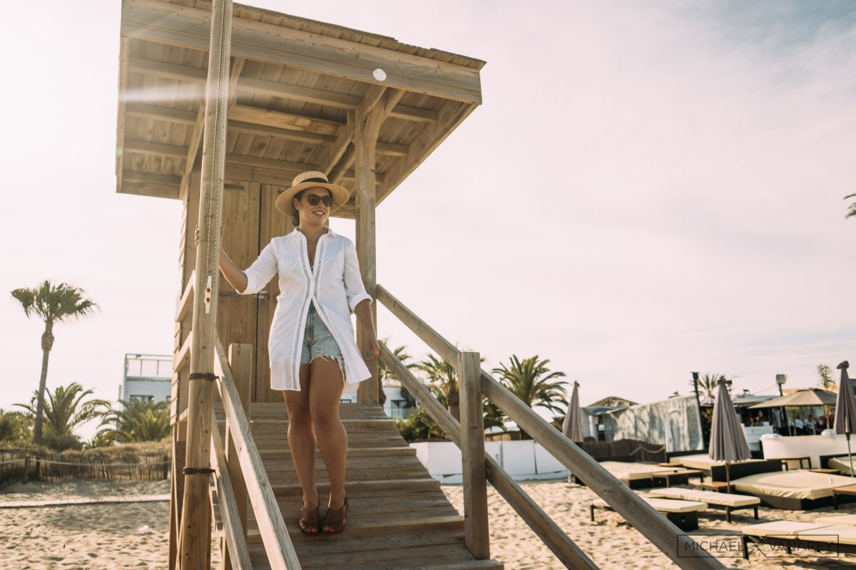 Essential Ibiza Nadia El Ferdaoussi thedailyself.me Marks and Spencer tan leather sandals capsule summer wardrobe Michael Vanarey Photography