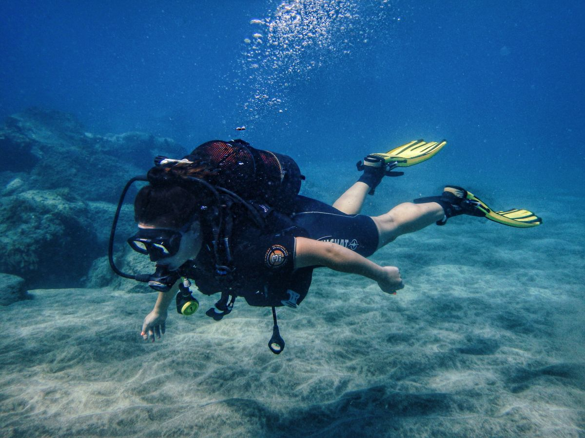 EVERYTHING YOU NEED TO KNOW ABOUT YOUR FIRST SCUBA DIVE