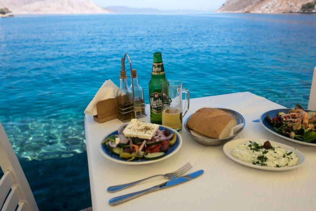 Nadia El Ferdaoussi Travel Blogger Rhodes Greece Symi Athens Aegean TUI Discover Your Smile Winter Sun Holiday