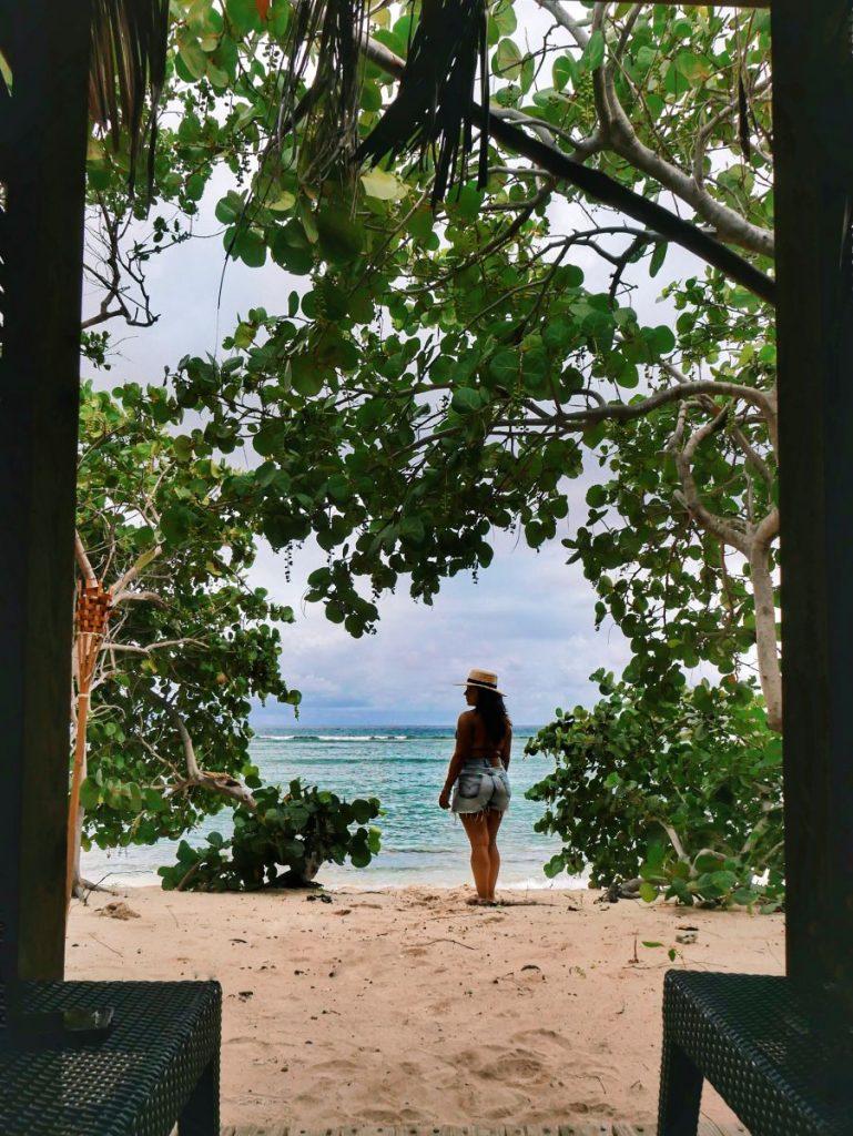 Scrub Island BVI private holiday vacation travel blogger British Virgin Islands Nadia El Ferdaoussi Caribbean hotel and spa Ixora