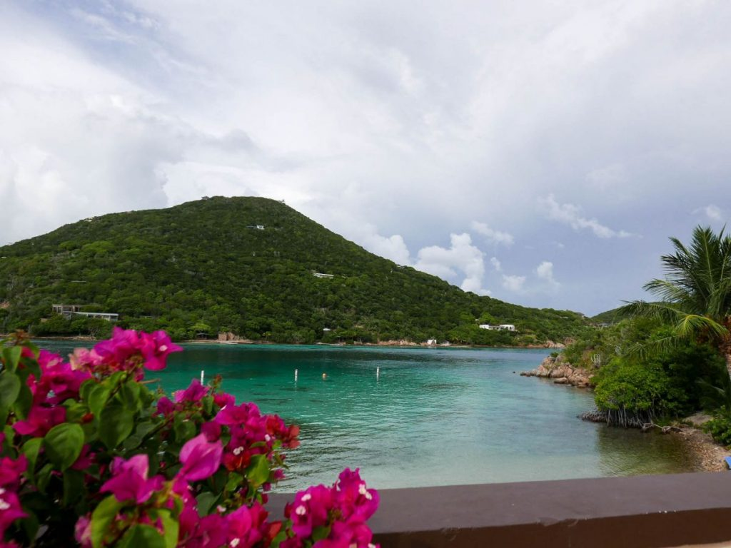 Scrub Island BVI private holiday vacation travel blogger British Virgin Islands Nadia El Ferdaoussi Caribbean