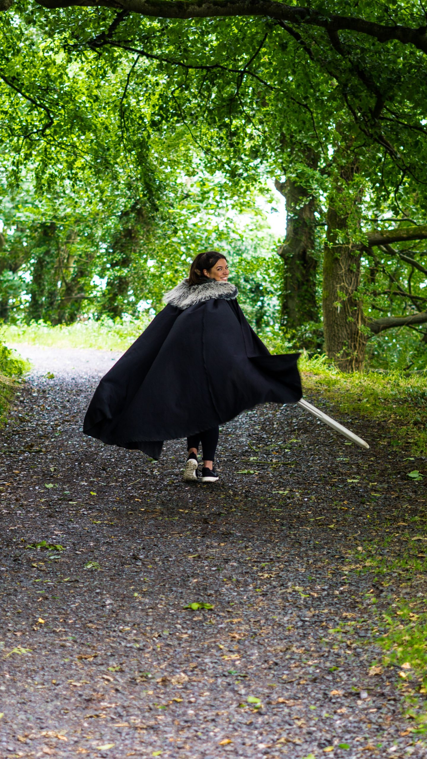 Game of Thrones Nadia El Ferdaoussi Winterfell Tours Northern Ireland Locations Castle Ward #GOTterritory