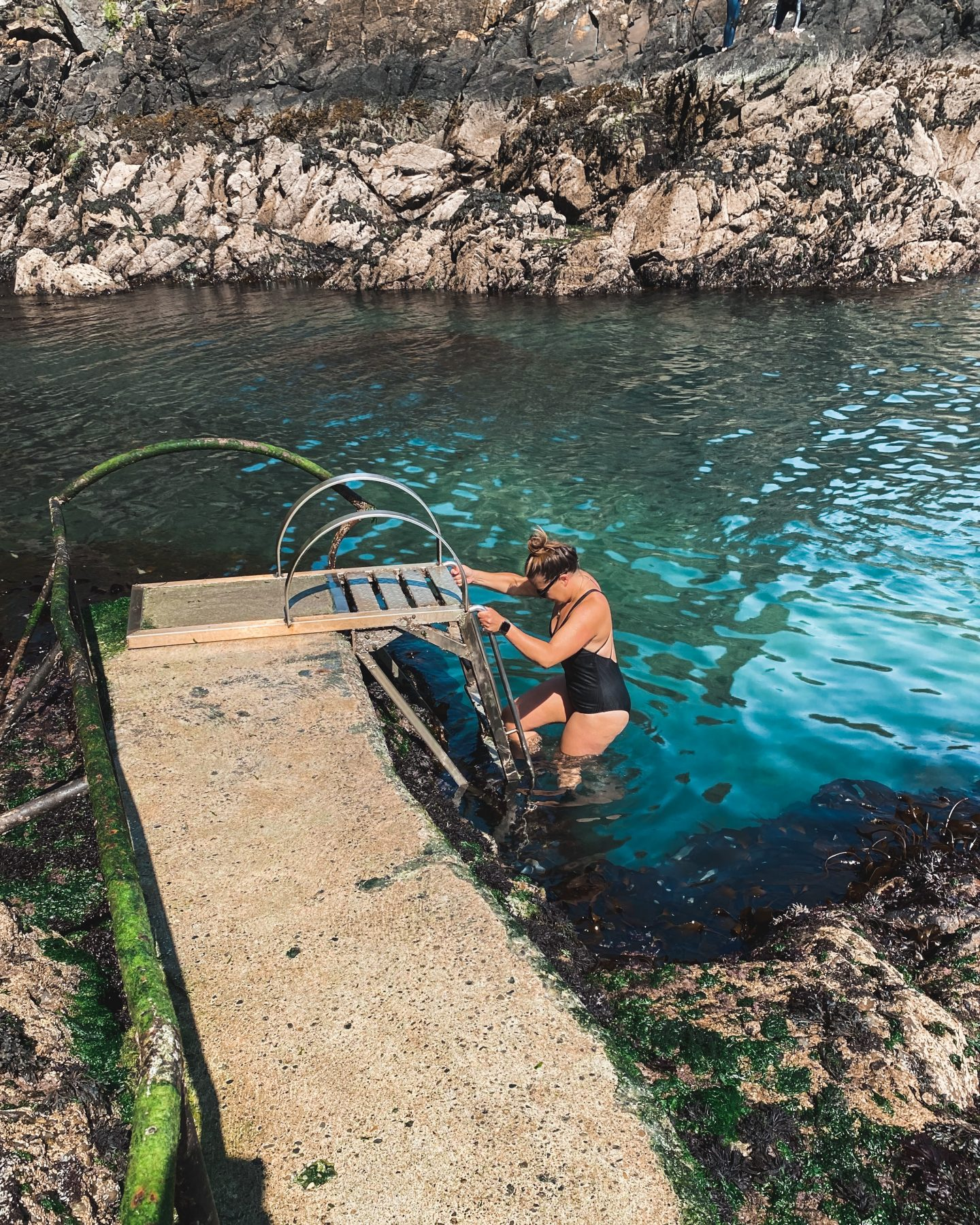 newtown cove guillamene swimming tramore