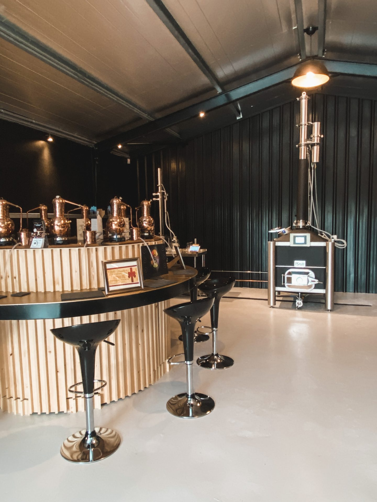 Wild Atlantic Distillery Gin School