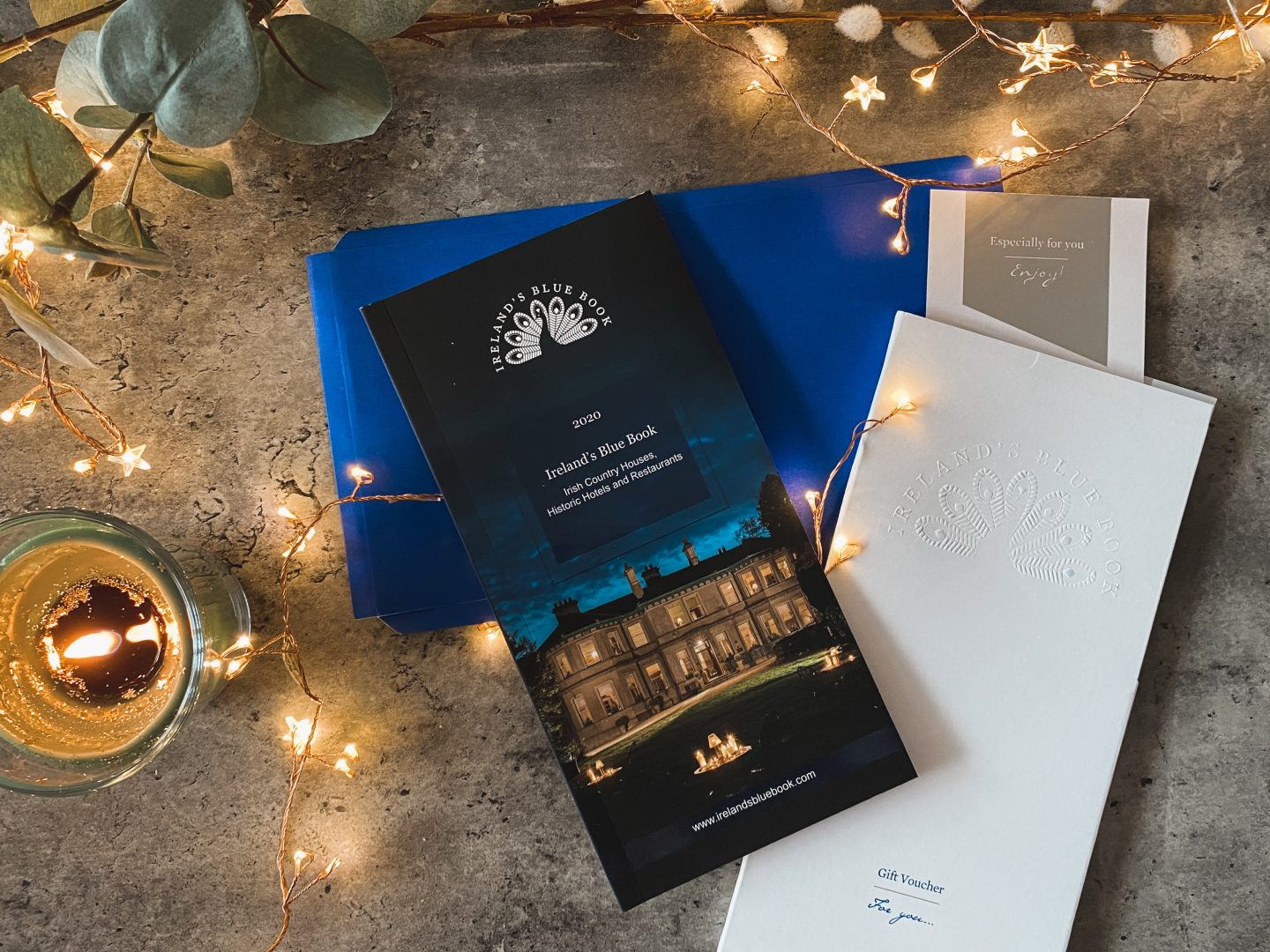 Ireland's blue book voucher Christmas gift guide