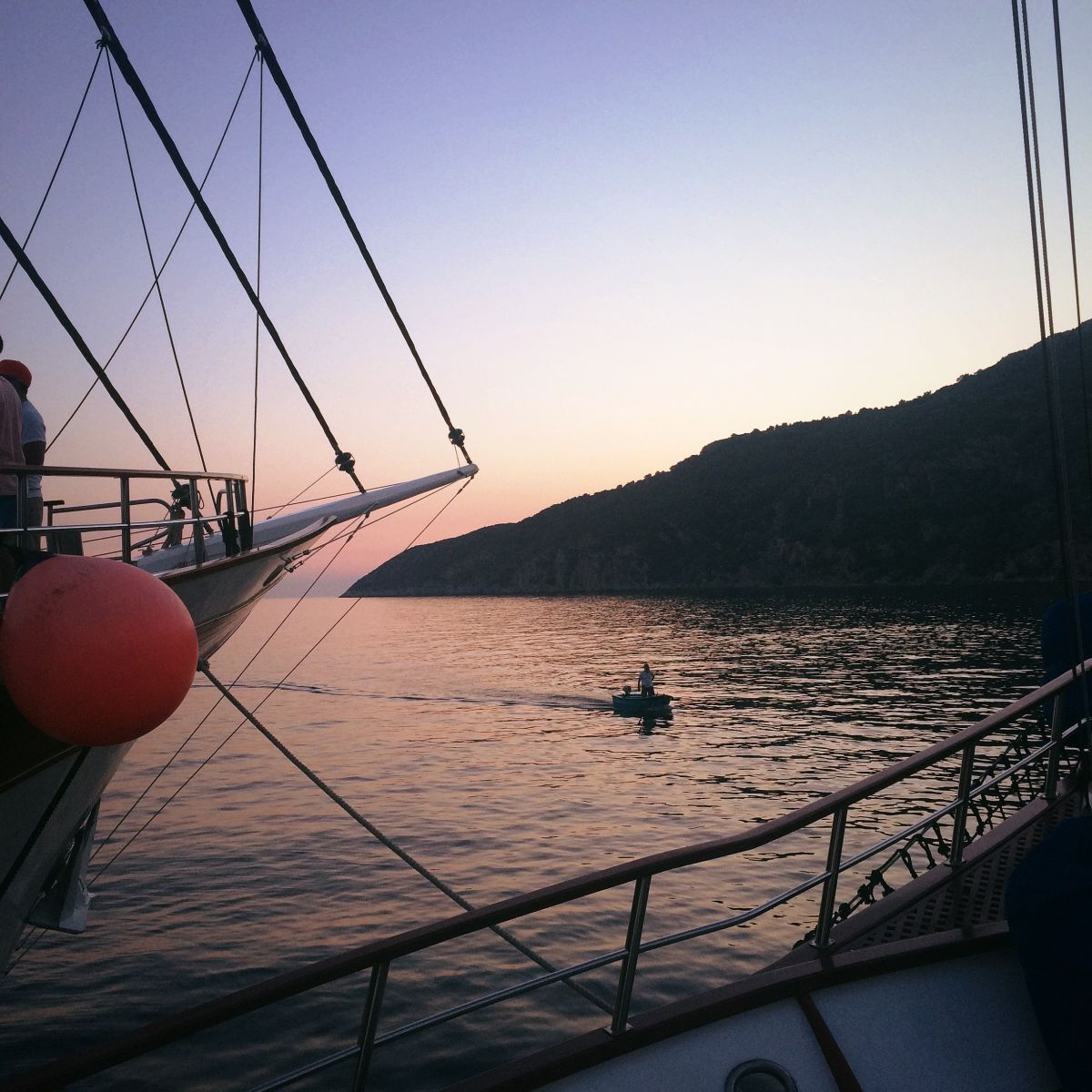 Nadia El Ferdaoussi Travel Blogger Life Before Work LBW YachtLife Croatia
