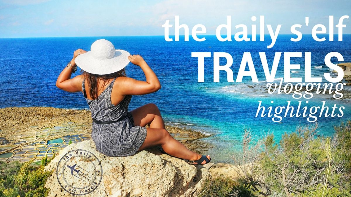 the daily s'elf travels nadia el ferdaoussi youtube travel vlog