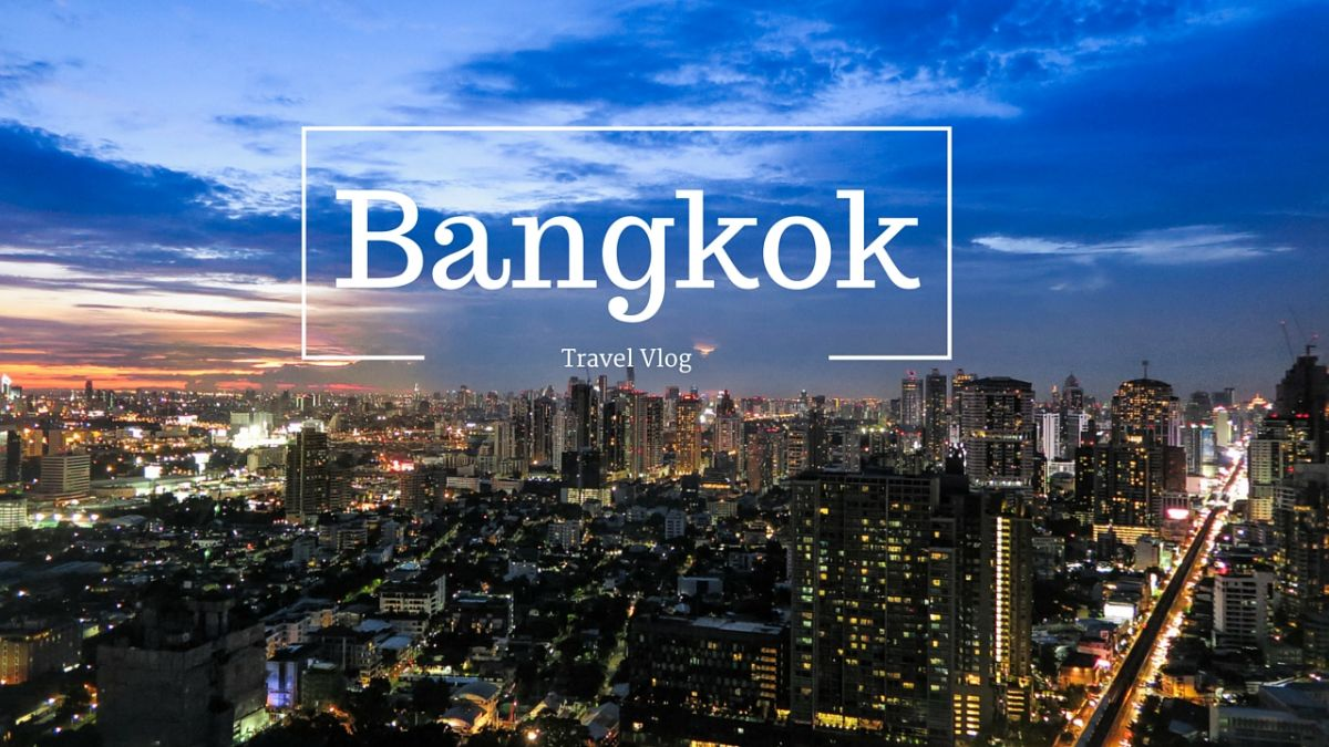Nadia the daily s'elf Bangkok Vlog YouTube