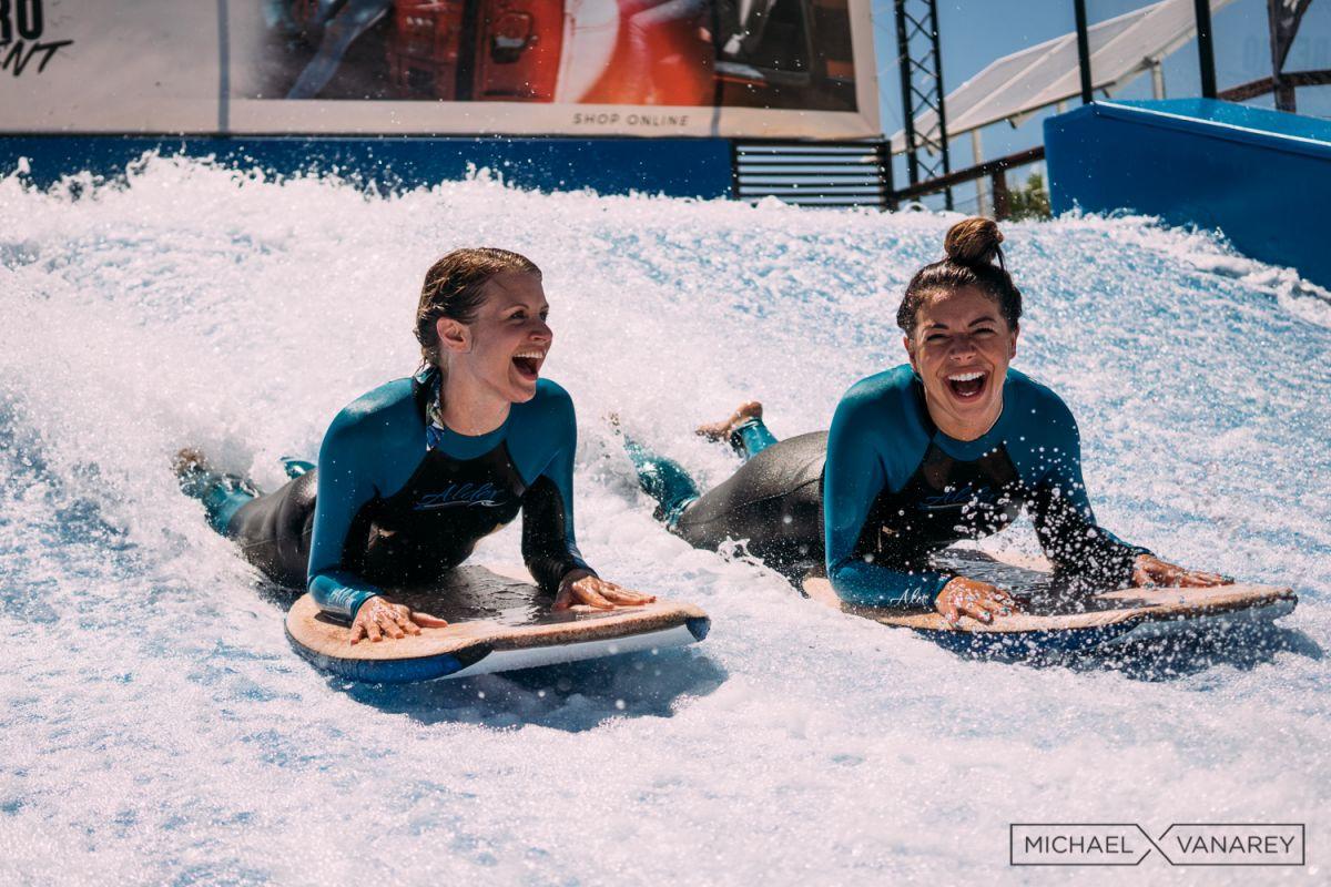 Nadia El Ferdaoussi thedailyself.me Michael Vanarey Photography Surf Lounge San Antonio Essential Ibiza riding the wave