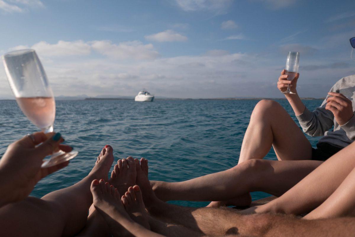 Essential Ibiza Nadia El Ferdaoussi thedailyself.me Ibiza Smart Charter Juan y Andrea Formentera