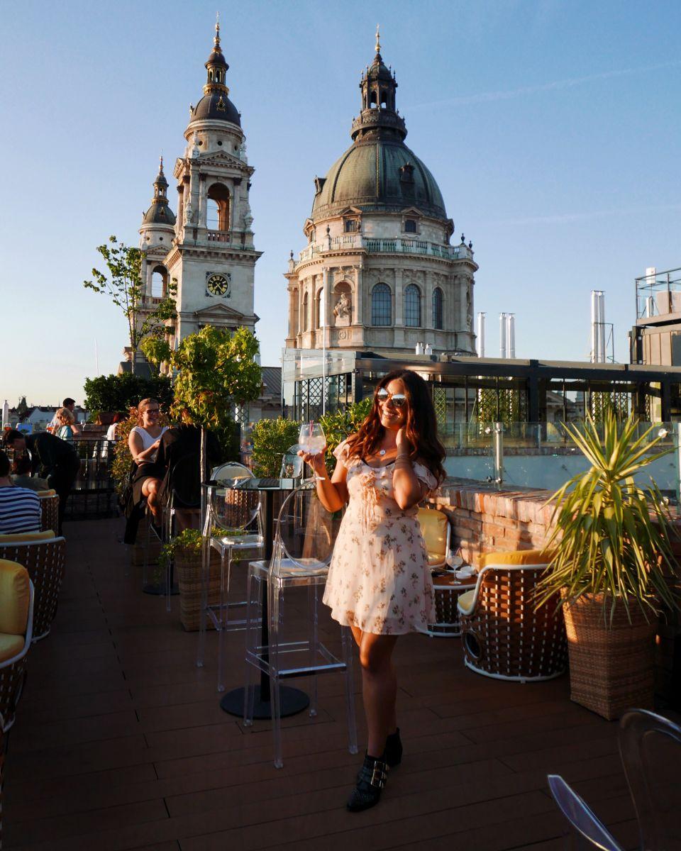 Aria Budapest Nadia El Ferdaoussi BuzzAndGo Travel Blogger Influencer Hungary