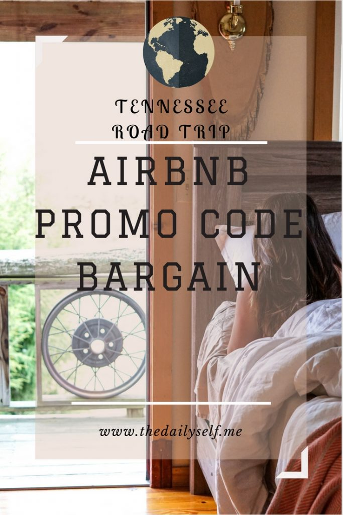 Tennessee road trip east Cookeville Airbnb promo discount code coupon Nashville Gatlinburg Smoky Mountains Jack Daniels Lynchburg cabin ghost town Falls Creek Falls National Park Nadia El Ferdaoussi travel blogger photography Pinterest Great Smoky Mountains and Ghost Towns thedailyself.me