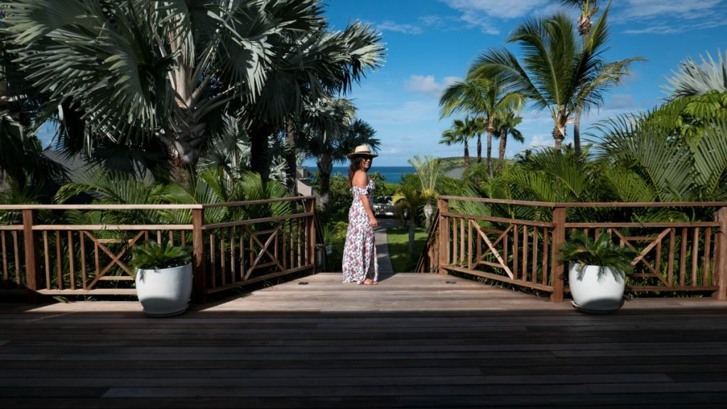 Le Guanahani St Barth Caribbean Travel Luxury Hotel Nadia El Ferdaoussi the daily self