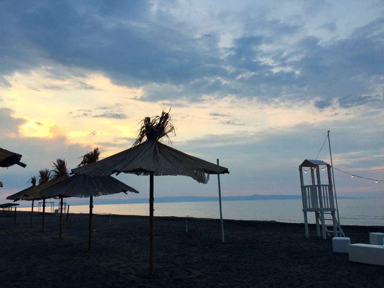Margherita di Savoia Puglia Nadia El Ferdaoussi Travel Blogger and Writer Italy Copacabana Suite Lido Beach