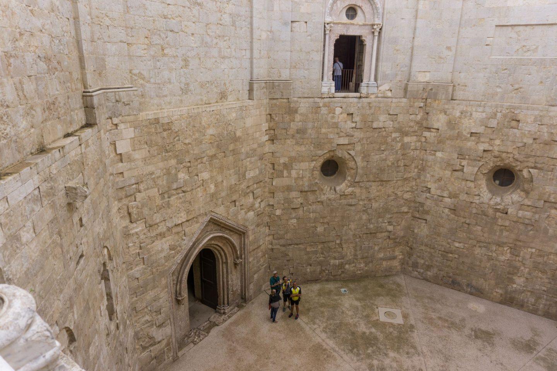 Margherita di Savoia Puglia Nadia El Ferdaoussi Travel Blogger and Writer Italy Castel del Monte octagonal castle