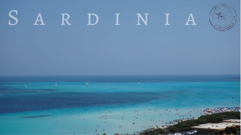 Sardinia travel video Nadia El Ferdaoussi