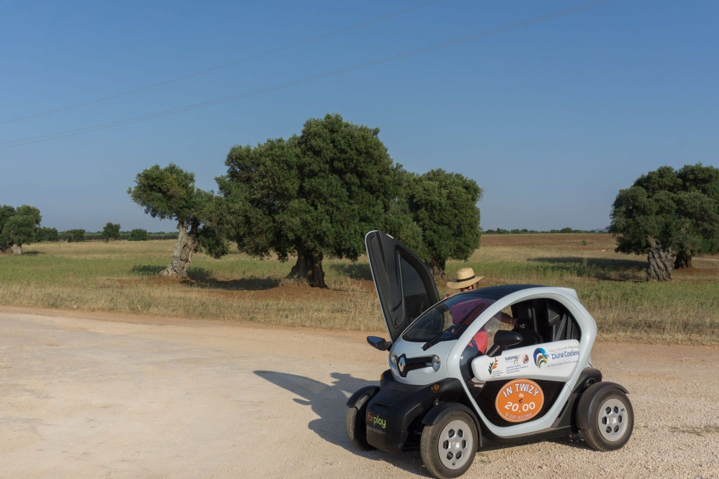 Nadia El Ferdaoussi, the daily s'elf, Brindisi, Puglia. Travel in Italy Rowing AlbergaBici MadEra Electric Car Bike Tour Well Olive oil