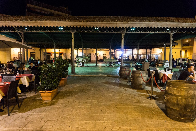 Nadia El Ferdaoussi, the daily s'elf, Brindisi, Puglia. Travel in Italy Braceria Semeraro