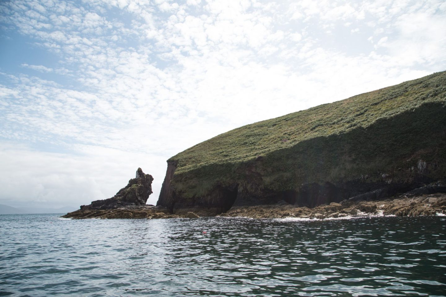 A Weekend in Dingle, Co. Kerry, Ireland. Wild Atlantic Way. Nadia El Ferdaoussi travel writer the daily s'elf Dingle Bay Fungie boat trip