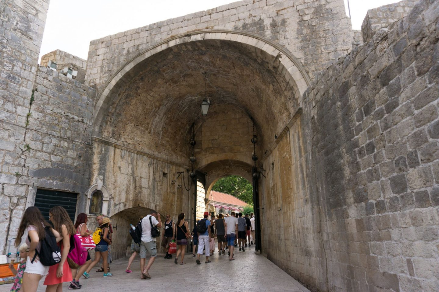 Travel Croatia Game of Thrones walking tour Dubrovnik City Guide Nadia El Ferdaoussi the daily s'elf