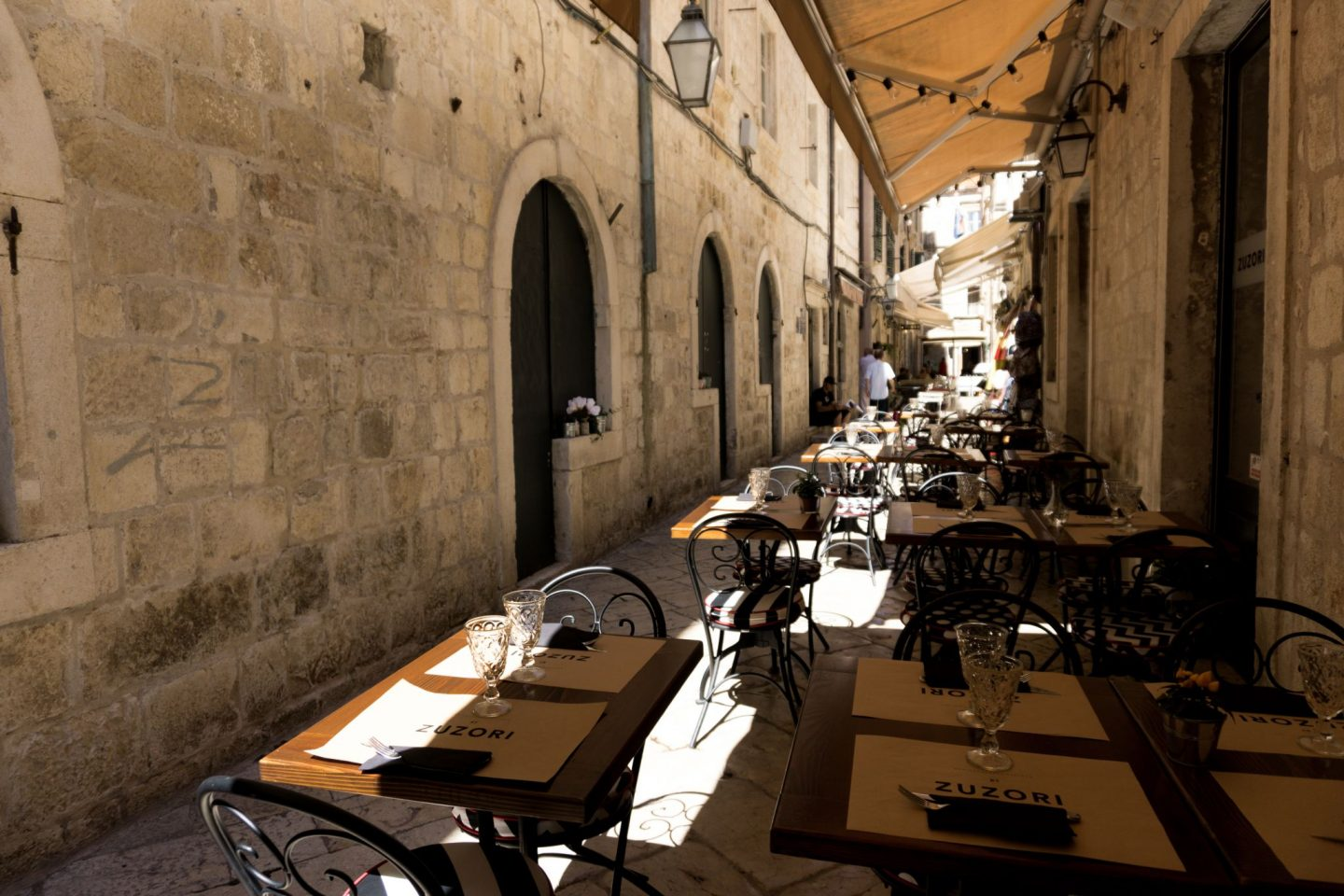 Travel Croatia Game of Thrones walking tour Dubrovnik City Guide Nadia El Ferdaoussi the daily s'elf Dubrovnik Old Town