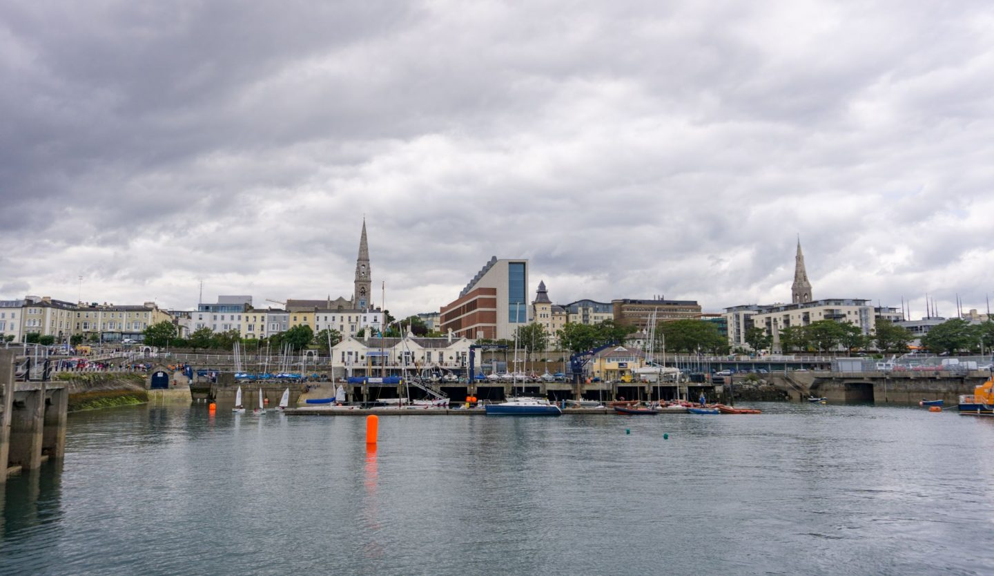 Staycation Tourist at Home Nadia El Ferdaoussi Things to do in Dublin Ireland Dublin Bay Cruises Dun Laoghaire Howth