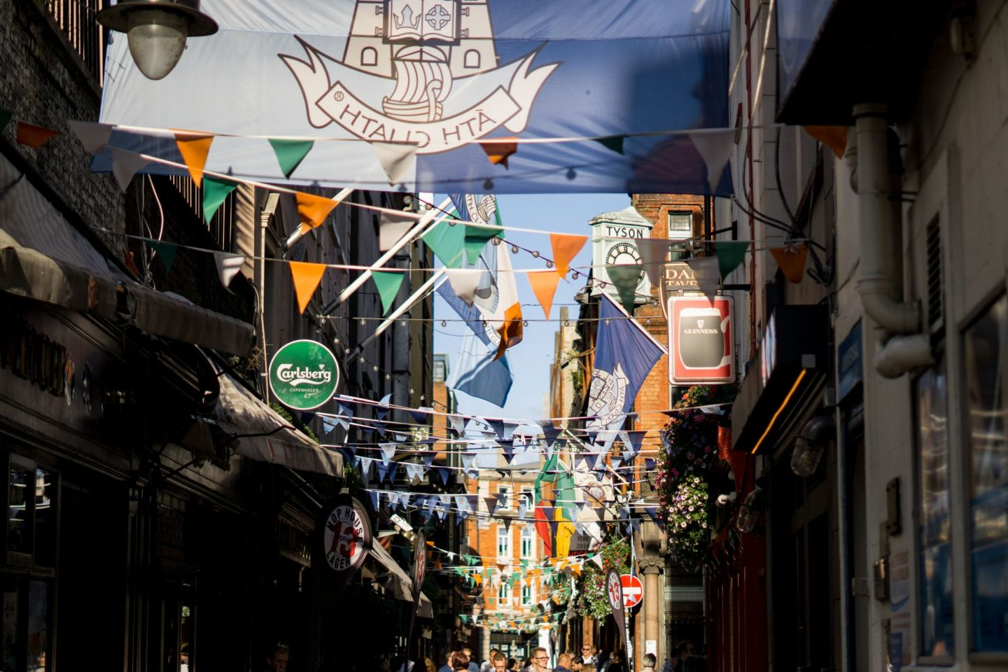 Staycation Tourist at Home Nadia El Ferdaoussi Things to do in Dublin Ireland
