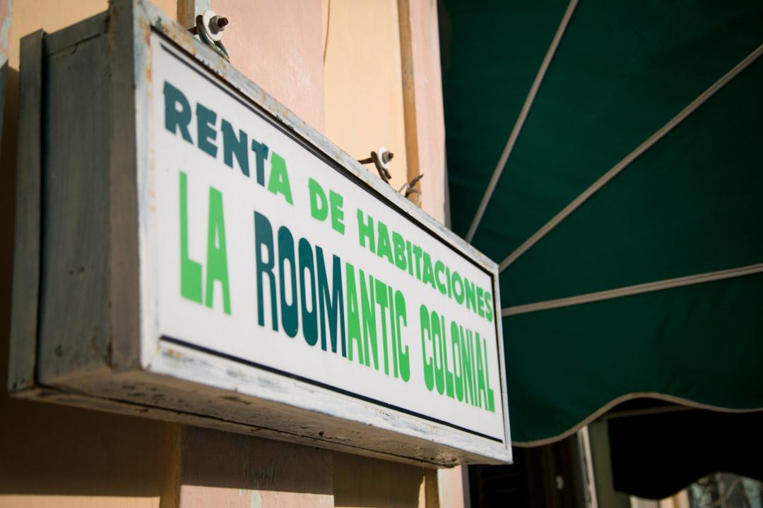 La Roomantic Colonial 2 Casa Particular Havana Cuba