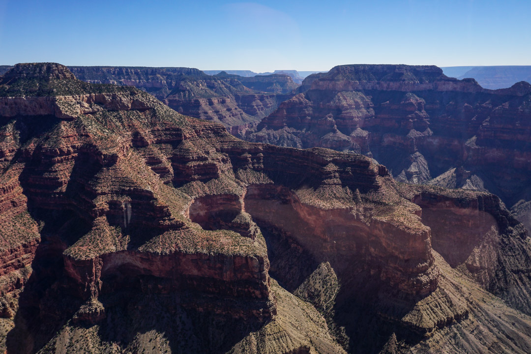View of the Grand Canyon National Park top tourist site