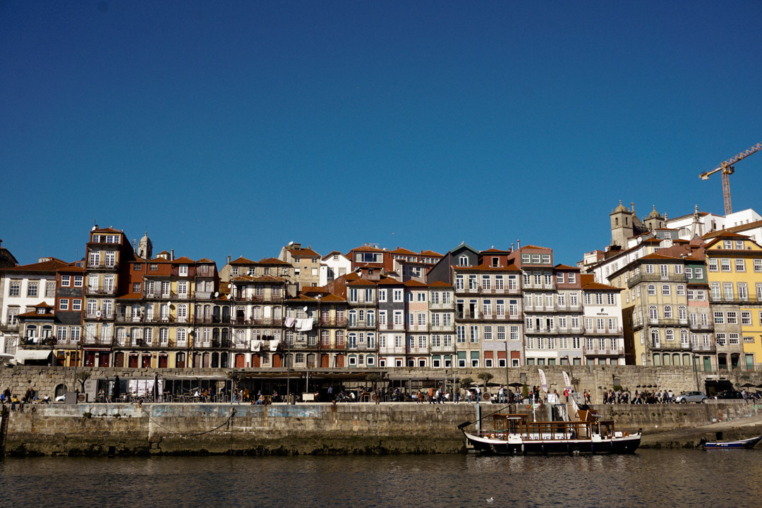 Porto city guide Douro river boat trip