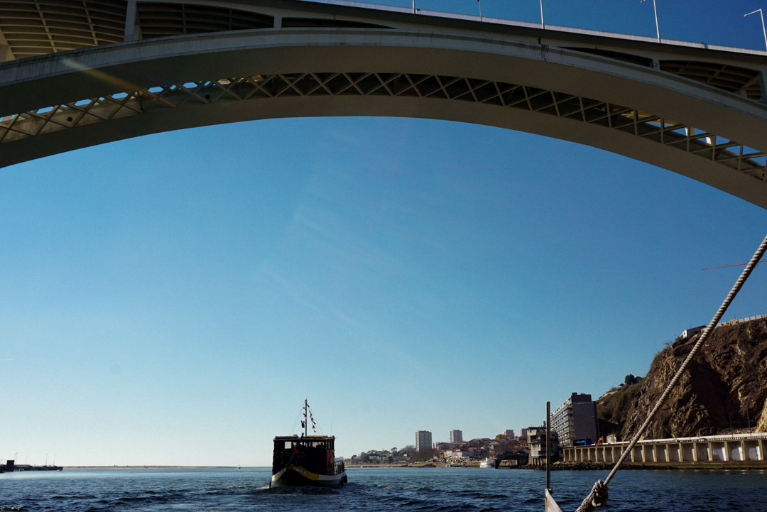 Porto city guide Douro river