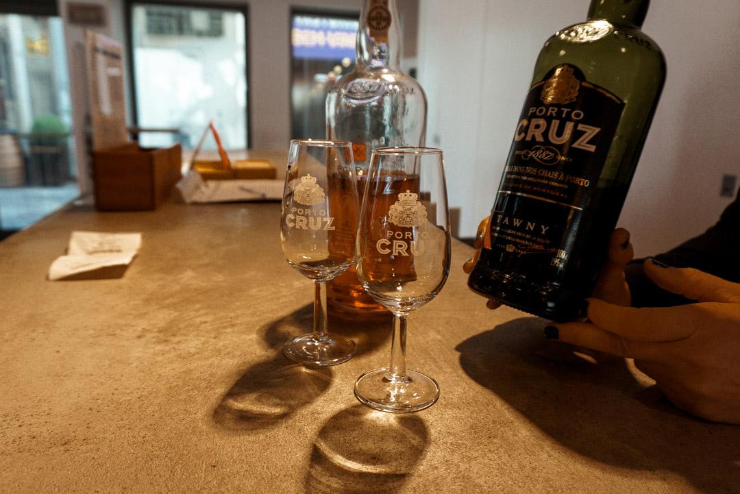 Porto city guide port wine tasting