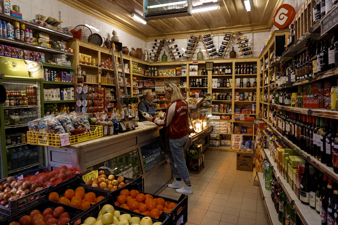 Porto city guide local grocery store