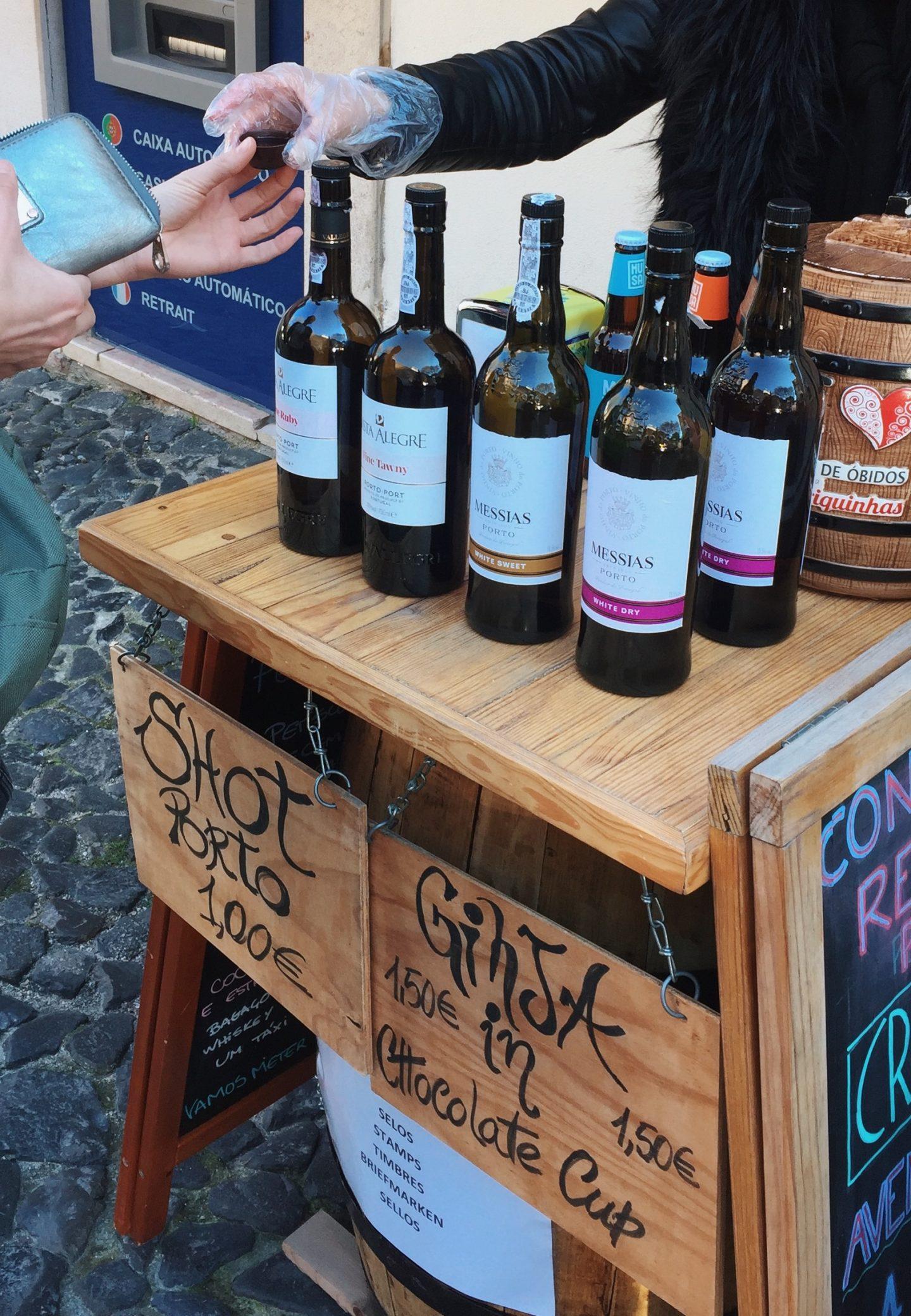 Ginha Portuguese liquer