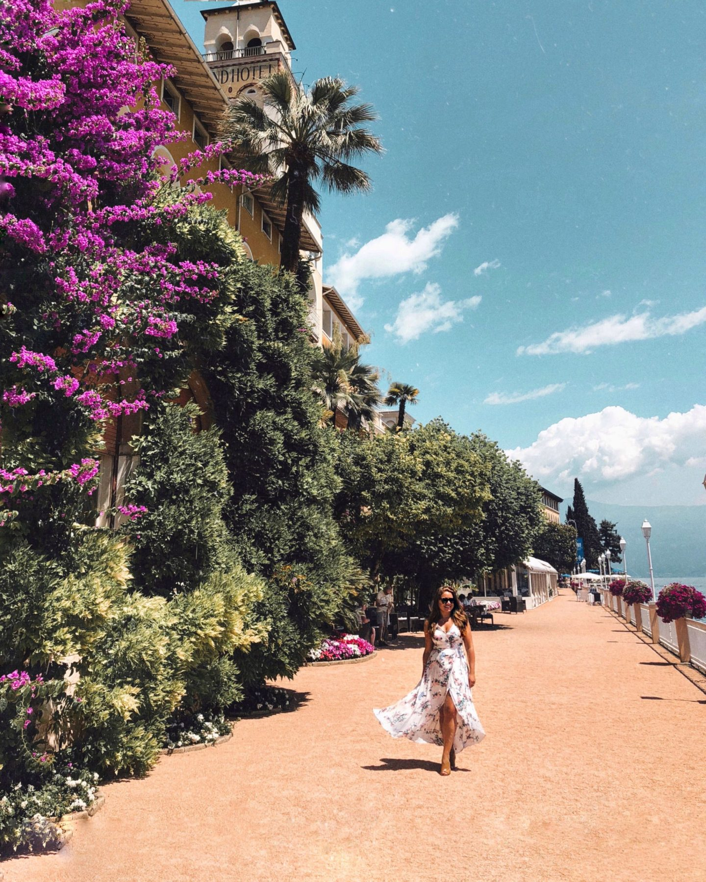 Lake Garda Guide Grand Hotel Gardone